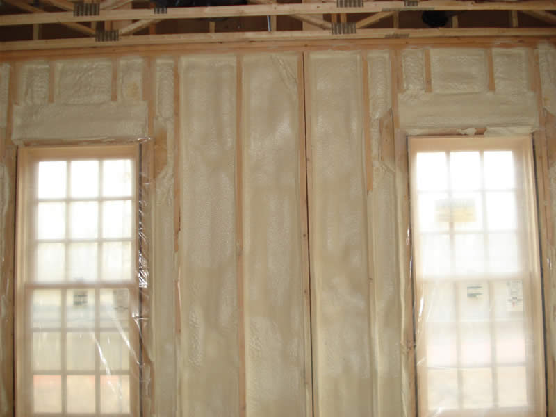 Spray Foam Insulation: Open and Closed Cell